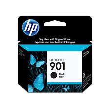 HP 901 CC653AE CARTUCCIA ORIGINALE BK NERO 200 pagine 4ml