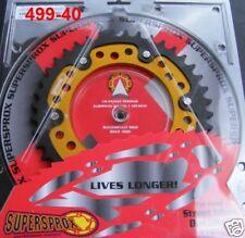 Supersprox Kettenrad Suzuki TL 1000 R, TL1000R, 40 Zähne, 499-40, Stealth, neu