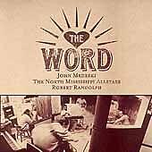 Word, The Word, Very Good, Audio CD