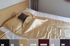 "95x42""  Silky Satin Cocoon Sleep Sack Sleep bag sheet For Travel sleep over"