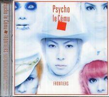 Psycho le Cemu - Frontiers - Japan CD - NEW J-POP