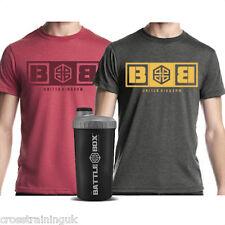 Battle Box Limited Edition T-Shirt & Shaker MMA BBJ Reebok
