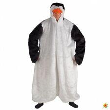 Oversize Kostüm Pinguin Theo Tierkostüm Pinguine Fasching Kaiserpinguin Tiere