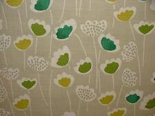 Prestigious Textiles Cactus Clara Scandi Floral Curtain Upholstery Blind Fabric
