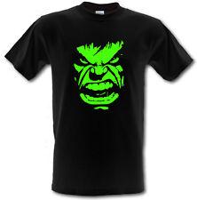 INCREDIBLE HULK Bruce Banner Comic Book Gamer Heavy Cotton t-shirt S-XXL