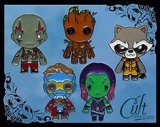 Marvel Guardians of the Galaxy metal & enamel pins / pin badge buy 1 or set of 5