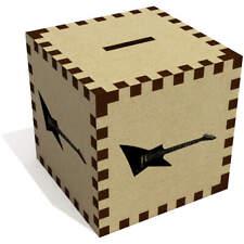'Electric Guitar' Money Boxes / Piggy Banks (MB022228)