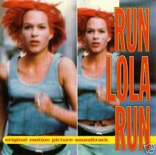 Run Lola Run - 1999 - Original Movie Soundtrack CD