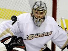 Jonas Hiller Anaheim Ducks Goaltender Hockey Huge Giant Wall Print POSTER