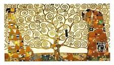 Gustav Klimt Tree of Life Canvas Print