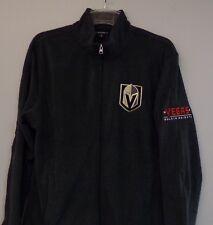 Vegas Golden Knights Embroidered Mens Fleece Jacket XS-6XL New