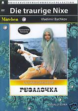 DVD russisch DIE TRAURIGE NIXE RUSALOTSCHKA РУСАЛОЧКА