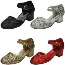 niña Spot On Zapatos tacón medio