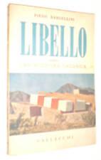 PIERO BARGELLINI LIBELLO CONTRO L'ARCHITETTURA ORGANICA 1946 VALLECCHI EDITORE