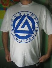 CESAR GRACIE Jiu Jitsu PRIDE FC FIGHTING CHAMPIONSHIP T-shirt UFC  MMA up to 5XL