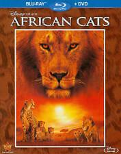 Disneynature: African Cats (Two-Disc Blu Blu-ray