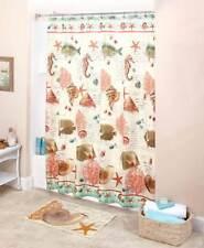 Seaside Bathroom Collection Set of 2 Hand Towels/Shower Curtain Bathroom Decor