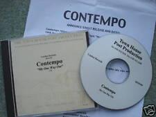 CONTEMPO - MY ONE WAY OUT (PRE HARD FI) PROMO CD & PR