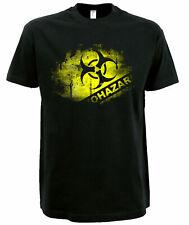 Biohazard T-Shirt  Toxic Club DJ Trance Hardcore Techno (SLBbhz23)