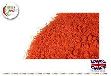 Superb Spanish Paprika Powder 50g/100g/200g/400g/700g/1Kg FreeP&P HerbsnSpiceit