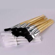 Pasting Paint Brushes & Plastic PVA Glue Spreaders Applicators Kids Art & Crafts