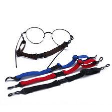 Detachable Wide Flat Sport Glasses Cord Non Slip Eyeglasses Lanyard Neck Rope