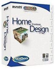 Home & Landscape Design Suite,  Punch NexGen Software for  Win, XP, Vista, 7^