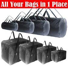 Luggage Travel Duffle Bag Maletin Roll Bag 30, 50, 70, 100 Lb Black Lightweight