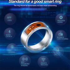 NFC Chip Multifunctional Waterproof Intelligent Smart Wear Finger Digital Ring
