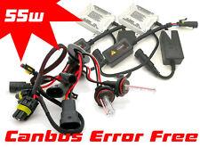 55W 9006 HB4 HIR1 9011 HIR2 9012 Xenon Hid Conversion Kit Set Pair Canbus