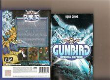 GUNBIRD SPECIAL EDITION PLAYSTATION 2 PS2 RARE SHOOTER