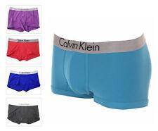 Calvin Klein Mens Boxer Microfiber Cotton Low Rise CK Trunk U5824 Underwear L