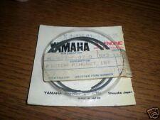 NOS 1982 Yamaha YZ80 .25 Piston Rings 5X2-11601-10