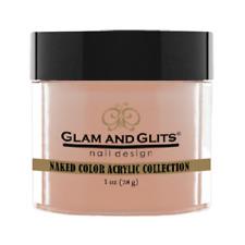 GLAM & GLIT NAKED COLOR ACRYLIC COLLECTION - ( NCA ) 1oz Acrylic Powder