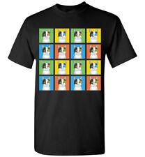 Japanese Bobtail Cartoon Pop-Art T-Shirt Tee, Men Women's Youth Tank Short Long