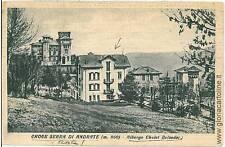 CARTOLINA d'Epoca - TORINO: ANDRATE - ALBERGO