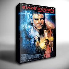 Blade Runner Film Poster Giclee Toile Wall Art Print * Choisissez votre taille