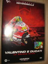 DVD IL GRANDE MOTOMONDIALE VALENTINO ROSSI E DUCATI LA GRANDE SFIDA MOTOGP