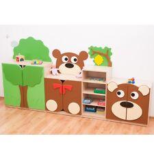 Nursery Furniture Set 4 Piece Childrens Kids Bedroom Furniture Junior Furniture