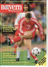 BL 88/89 FC Bayern München - FC St. Pauli