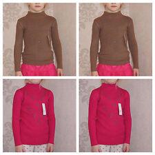 Mädchen ,Sweatshirt,Shirt Langarm, Braun,.98,104,110,116,122,128,134,140,146