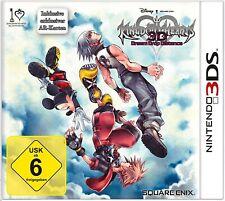Nintendo 3DS Spiel - Kingdom Hearts 3D (mit OVP)
