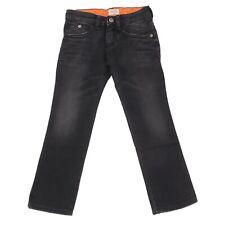 7072S jeans bimbo ARMANI JUNIOR nero pantalone trouser kid