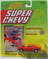 Johnny Lightning R5 Super Chevy 1969 Chevy Camaro Ss 396 Big Block Beauty