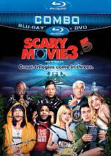 Blu Ray Scary Movie 3.5 +DVD NEW SEALED