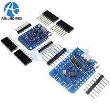 Wemos D1 Mini WiFi Internet delle cose ESP8266 ESP8285 CH340 Development Board