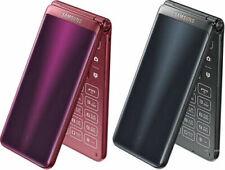 "Samsung Galaxy Folder2 SM-G1650 2GB RAM 16G ROM 3.8"" TouchScreen Flip Phone"