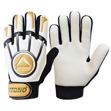 """Kinder Torwarthandschuhe """"Safe Defence Junior"""" Torwart Handschuhe ATTONO®"""