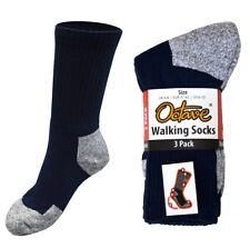 OCTAVE® Ladies Trekking Cushioned Walking Socks - 3 Pairs or 6 Pairs