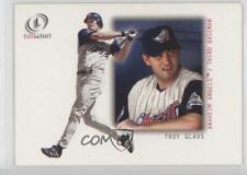 2001 Fleer Legacy #86 Troy Glaus Los Angeles Angels Baseball Card
